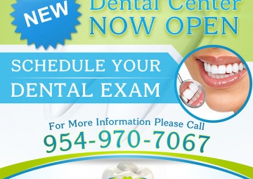 New Pompano Beach Dental Office
