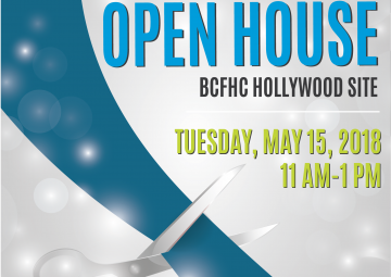 Open House BCFHC Hollywood Site