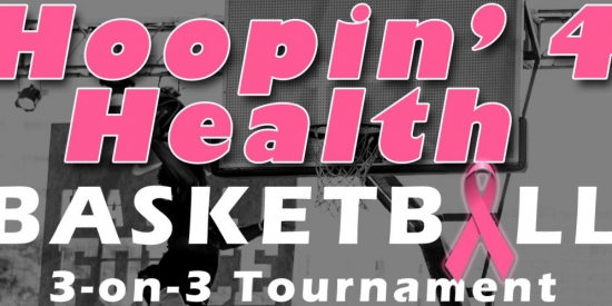 Hoopin' 4 Health Basketball Tournament