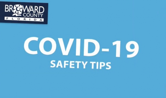 COVID 19 Safety Tips